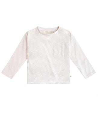 Your Wishes Nikki Shirt Solid Chalk