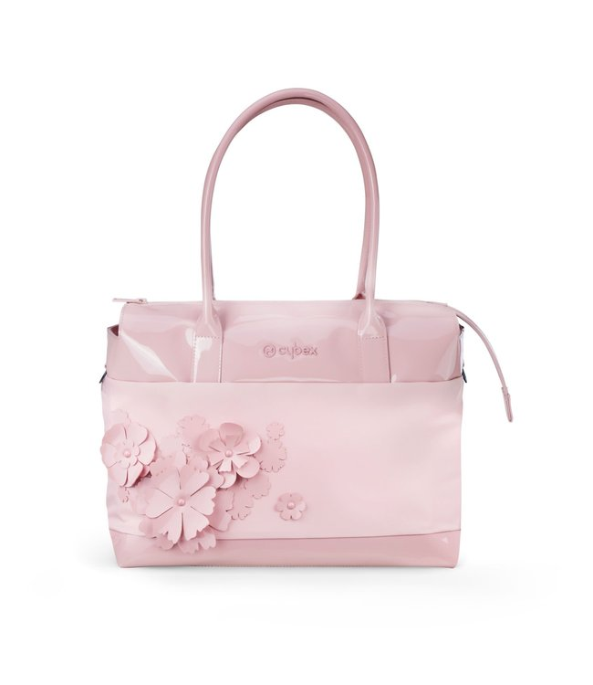Cybex Platinum Changing Bag Simply Flowers Pale Blush