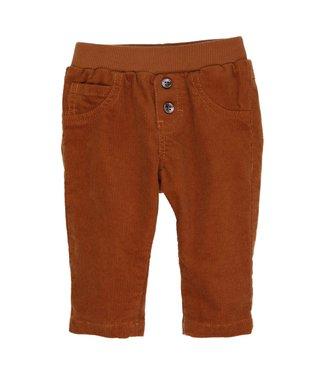 Gymp Pants Velvet Cognac