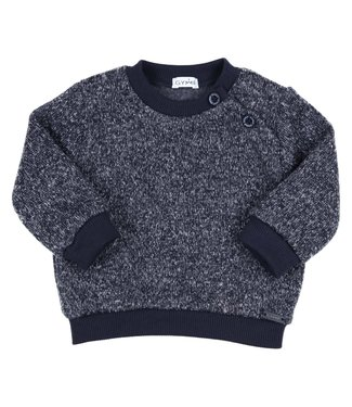 Gymp Pullover Sweater Blue