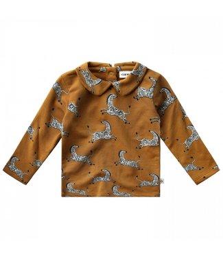 Your Wishes Nadine Shirt Zebra's Spice