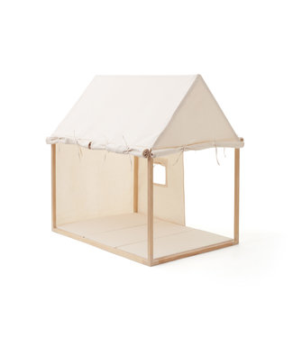 Kid's Concept Play House Tent Off White