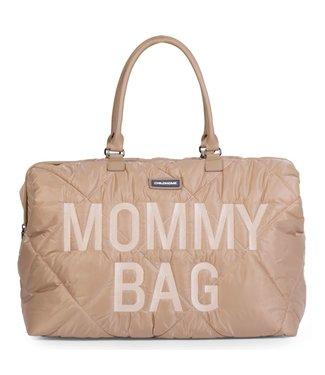 Childhome Mommy Bag Gewatteerd Beige