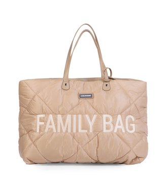 Childhome Family Bag Gewatteerd Beige