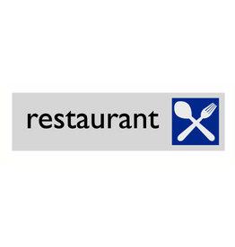"Pictogram ""restaurant"""