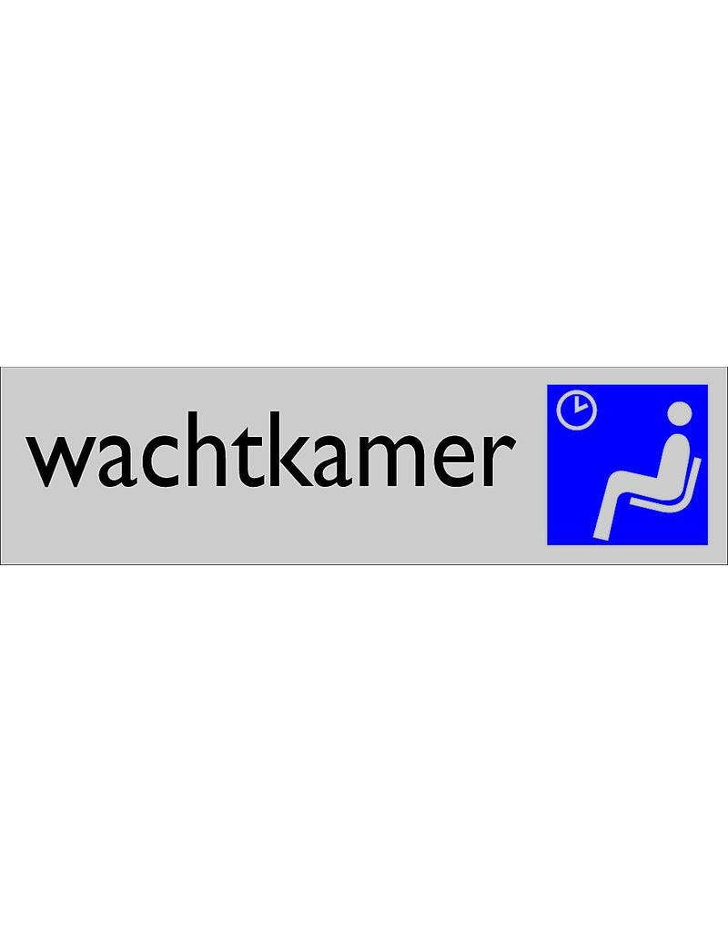 "Pictogram ""wachtkamer"""