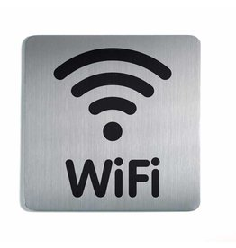 RVS Pictogram Wifi
