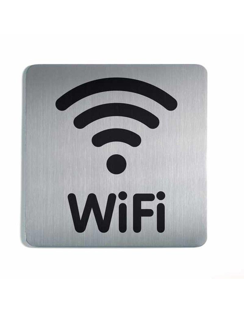 RVS Pictogram Wifi