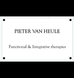 Naamplaat Pieter Van Heule