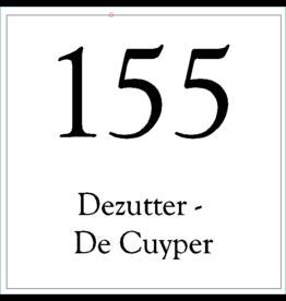 Naambord Dezutter-De Cuyper
