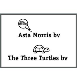 Naamplaat Asta Morris