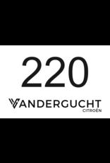 Naamplaat Vandergucht - citroën