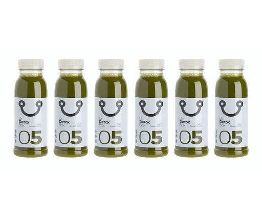 DrDetoxBox 6-pack Box Nº5