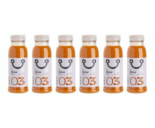 DrDetoxBox 6-pack Box Mango Wortel Nº3