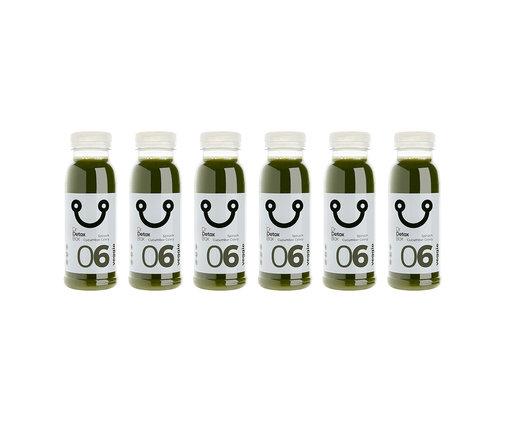 Green Machine Nº6 - Jus de Épinards Concombre Céleri
