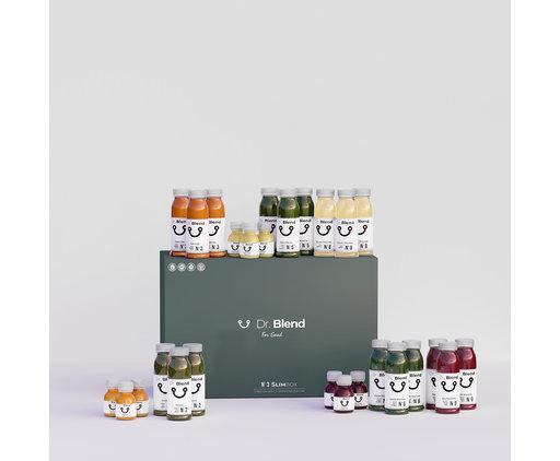 Dr. Blend 3 Day Juice Diet - SlimBox N°3