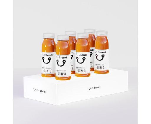 Mango Django Nº3 - Mango, Carrot & Apple