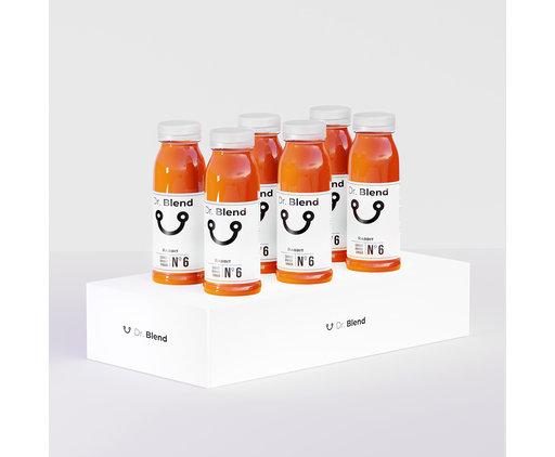 Rabbit Nº6 - Orange, Carrot & Ginger
