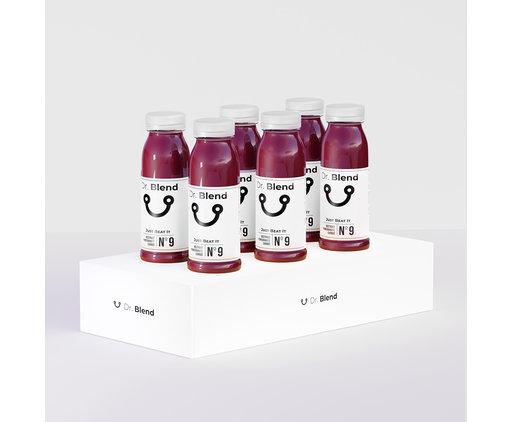 Just Beat It Nº9 - Carrot, Beetroot & Pomegranate