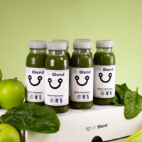 Organic juice cure
