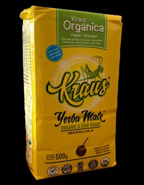Kraus Yerba Mate Kraus Bio Mate Orgánica | 500 gram