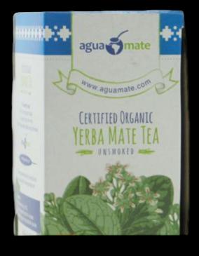 Kraus Yerba Mate Aguamate Organic | 25 theezakjes