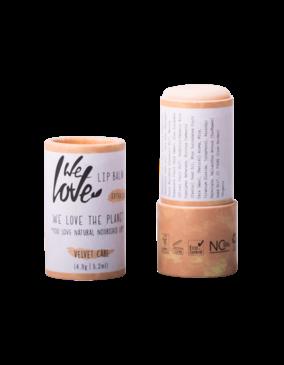 We Love The Planet  Natuurlijke lip balm – Velvet Care (verzorgend)