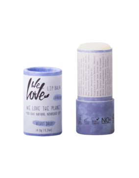 We Love The Planet  Natuurlijke lip balm – Velvet Daily (sensitive)