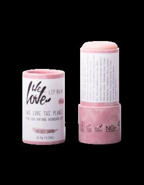 We Love The Planet  Natuurlijke lip balm – Velvet Shine (vegan)