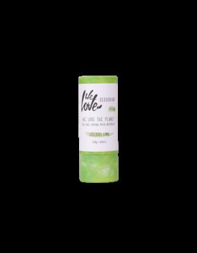 We Love The Planet  Natuurlijke deodorant stick – Luscious Lime (vegan)