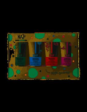 Naïf  Naïf Natuurlijke miniset - 4 x 15ml in geschenkverpakking