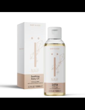 Naïf  Naïf Natuurlijke babyolie - voor baby en kind- 100 ml