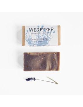 Werfzeep Werfzeep lavendelzeep - 100 gr Lavendel