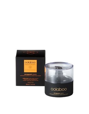 Oolaboo Saveguard - antioxidant nutrition protective face cream