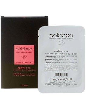 Oolaboo Ageless - eye pads 3 x 2 stuks