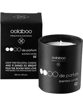 Oolaboo Oooo de parfum - scented candle 02 sandalwood