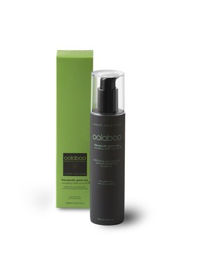 Oolaboo Therapeutic green tea - energizing vitality shampoo