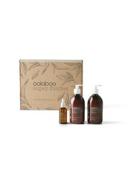 Oolaboo Super foodies - matcha triplet box