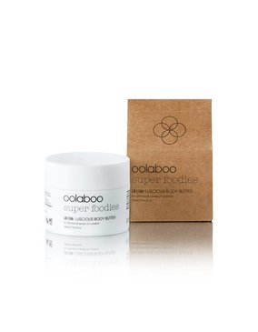 Oolaboo Super foodies - luscious body butter