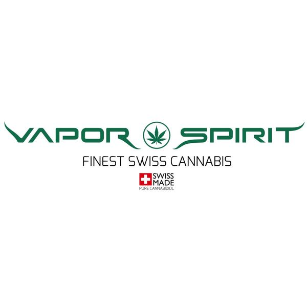 Vapor Spirit Orange Skunk Swiss CBD Tabakersatz Indoor