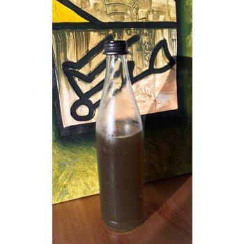 CBD Drink con Coffein & Canapa