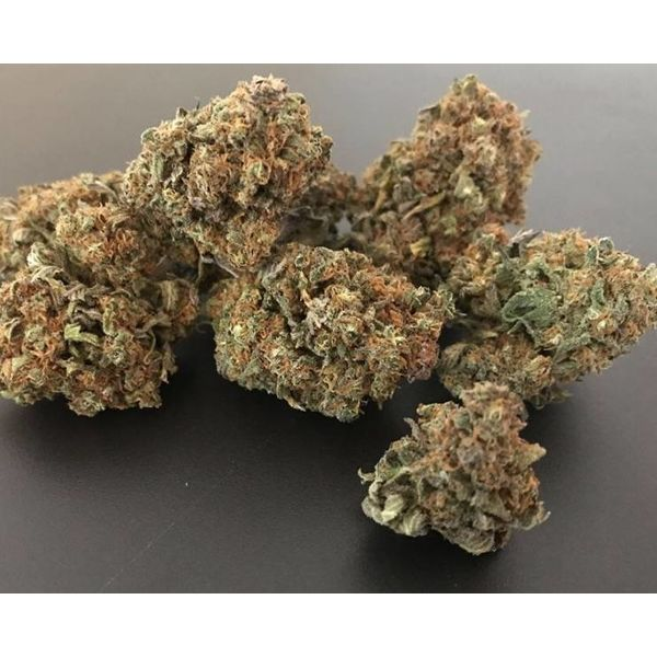 Indoor CBD flowers strawberry