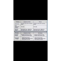 ISOLAT GMP ISOLAT  99.9% mit Echtheitszertifikate