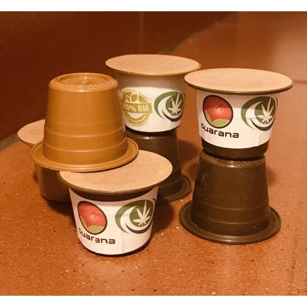 Mapuche Bio-Nespresso-Kapseln Yerba Mate Kräutermischung
