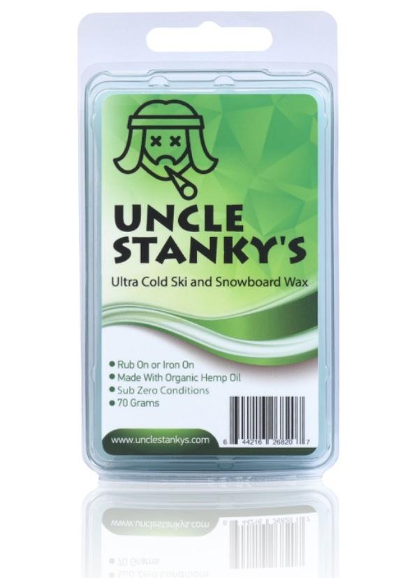 "SNOWBOARD / SKI WACHS ""UNCLE STANKYS"" BLUEBERRY KUSH"