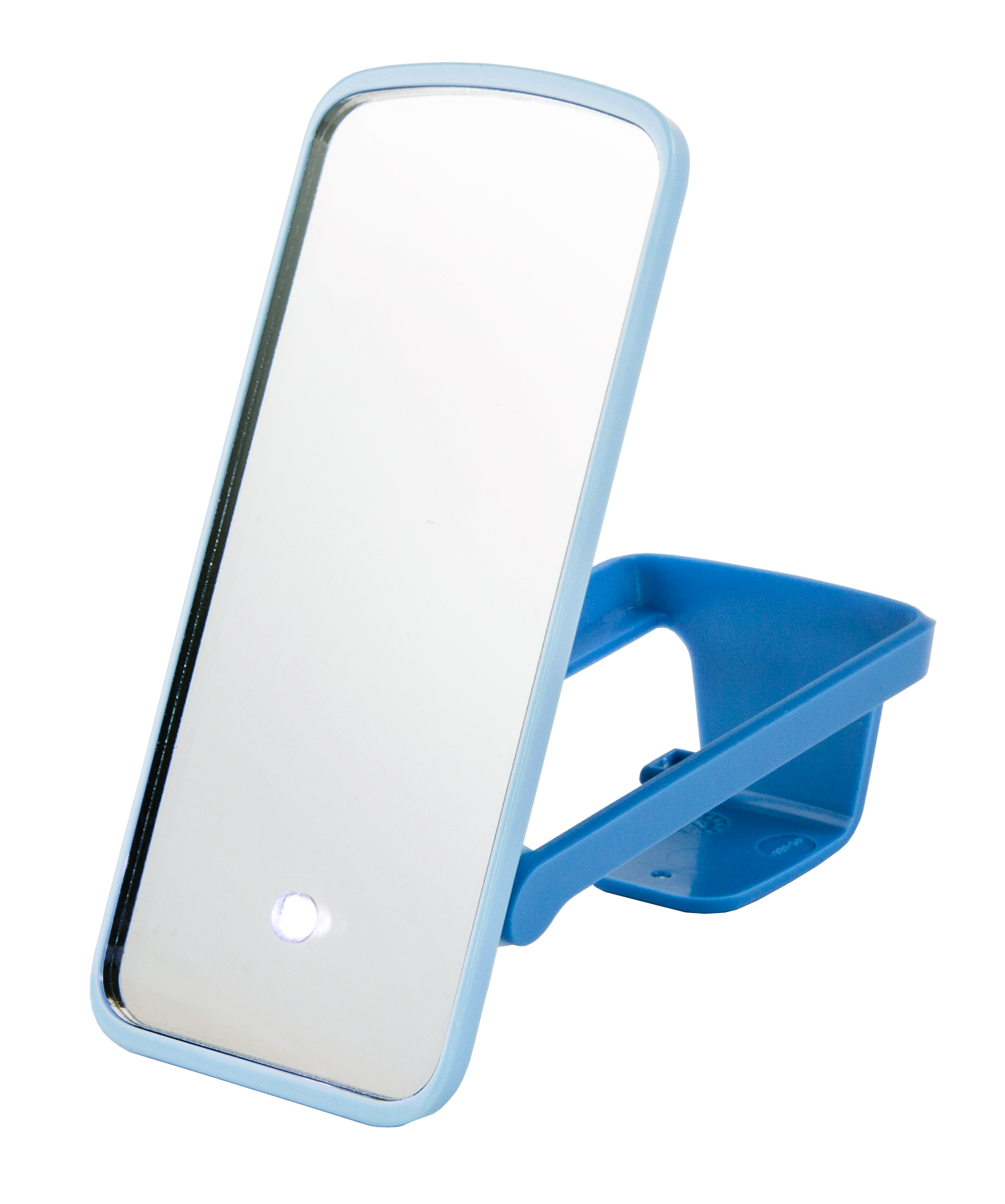 Bright, mirror that helps with self-catheterizaton CISC