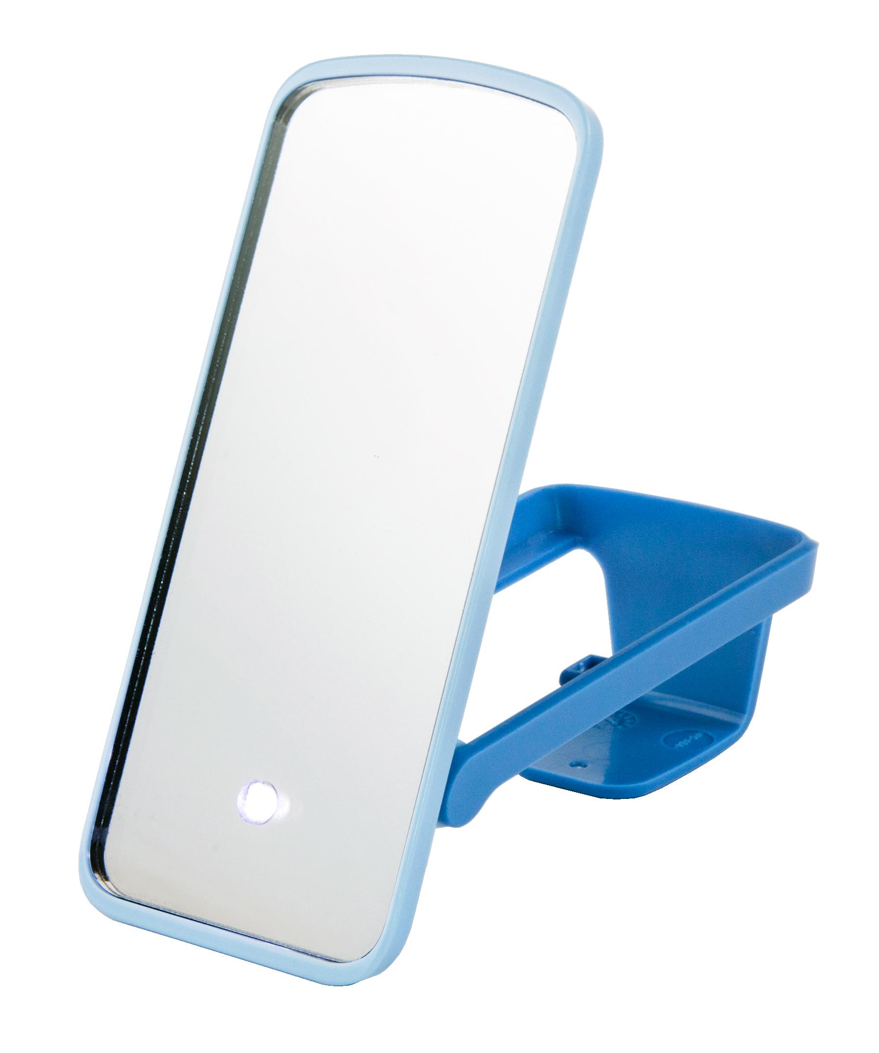 Bright, spiegel die helpt bij zelfkatheterisatie