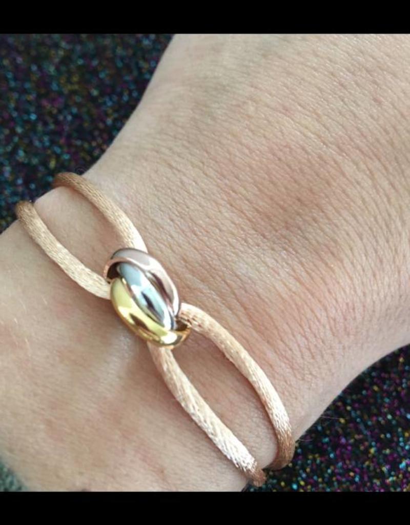 3 color rings special bracelet