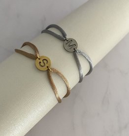 Initial Bracelet Small