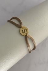 Initial Bracelet Small